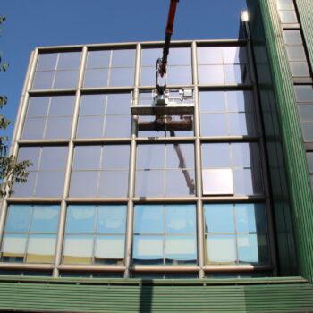 pellicole controllo solare